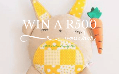 Introducing Cotton Candy Floss PLUS *WIN a R500 Online Store Voucher!