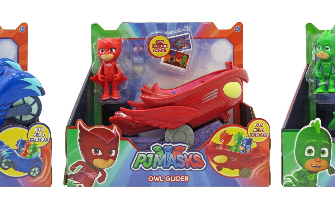 PJ Masks : The Fever Is Real! *WIN a PJ Masks Hamper Valued at R2000!!! (Closed)