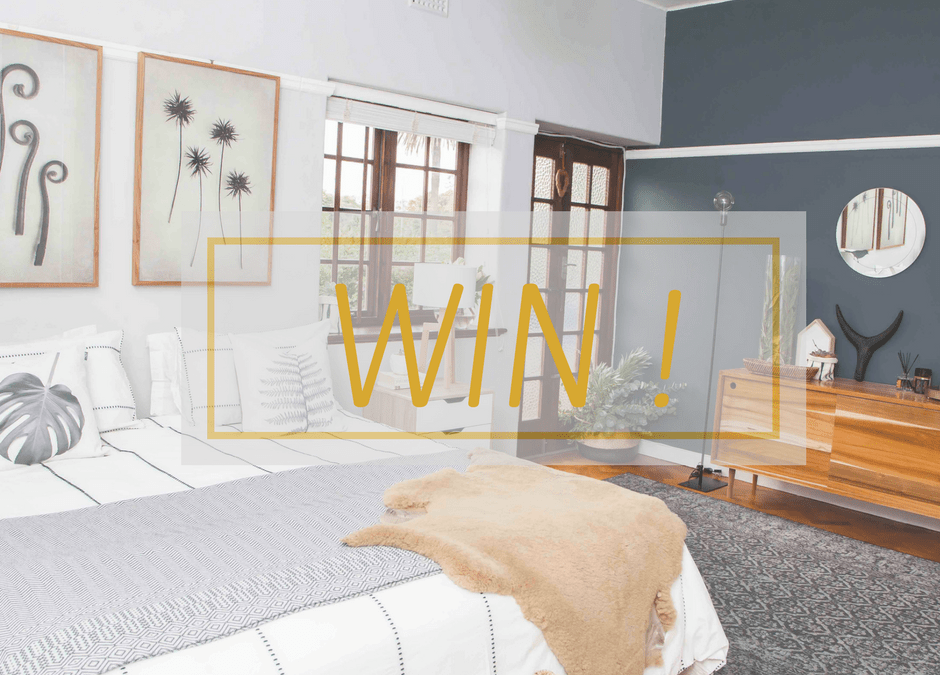 *WIN a Master Bedroom Makeover Valued At Over R23 000!