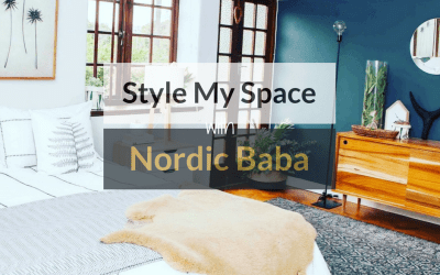 Style My Space With Nordic Baba