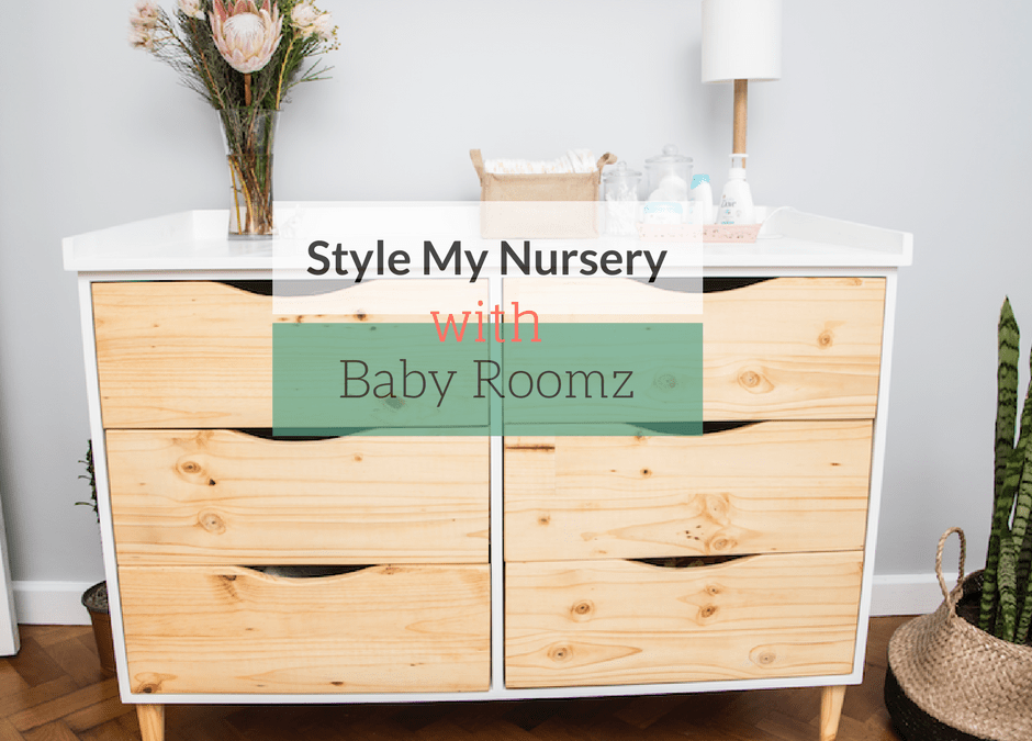 Style My Nursery With Baby Roomz + WIN Their GORGEOUS Cot!!!