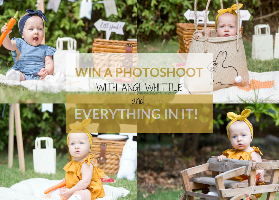 WIN a Photoshoot *PLUS Clothing and Decor to The Value of R6500!!