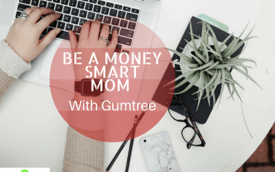 Being a Money Smart Mom With Gumtree
