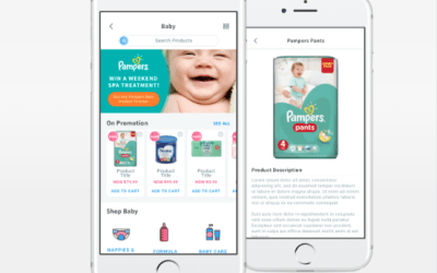 Our First ShopBaby Experience
