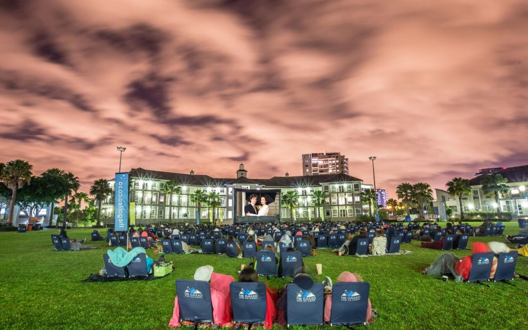 Galileo Open Air Cinema Is Back For Another Memorable Season + *WIN!!!
