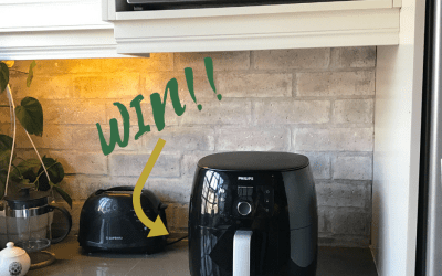 WIN a Philips Airfryer XXL Worth R4799! + Our Crispy Chia Chicken Recipe!