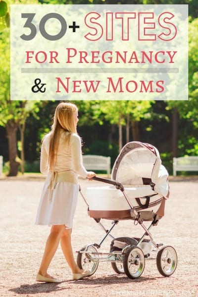 The best websites, blogs, FB pages & more for pregnancy & new moms. Get weekly pregnancy updates and create a baby registry, read baby gear guides, and get inspired by blogs about motherhood. pregnancy, new mom tips, motherhood, first time mom resources, baby gear, baby registry | Themomfriend.com