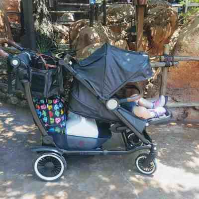 Conquering Disney with the Austlen Entourage Stroller
