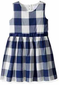 childrens place plaid dress