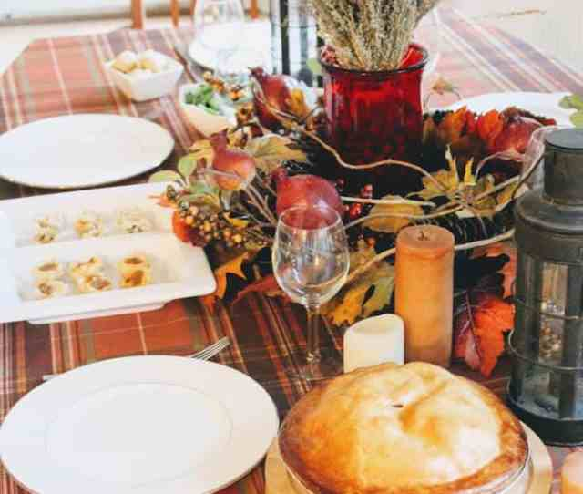 Here Are Some Tips For Making Thanksgiving Memorable While Maintaining Both Your Sanity And A Grateful Spirit