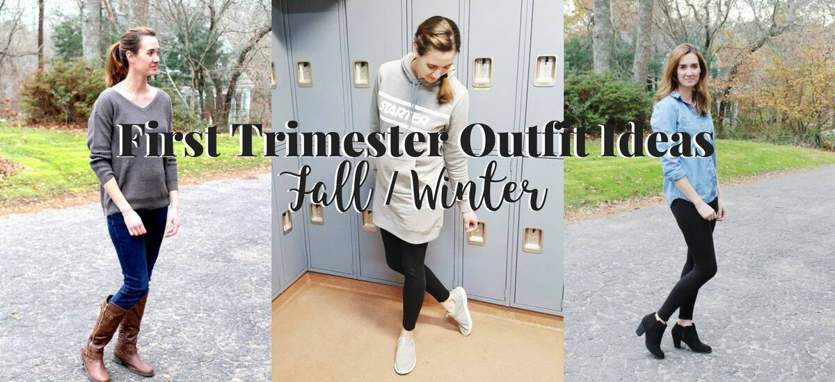 Maternity Fashion: First Trimester Outfit Ideas for Fall/Winter