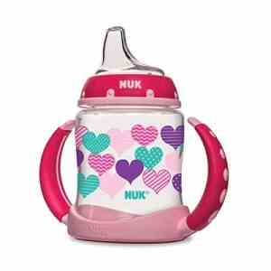 heart sippy cup