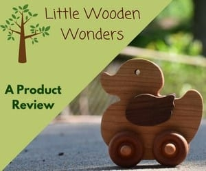 Little Wooden Wonders Toy Review