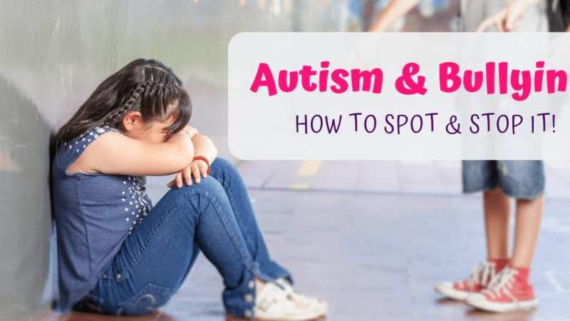 Autism Bullying- Protecting Autistic Children From Bullies