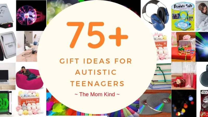 Teenagers are tough to buy for! So what do you get a teenager with autism for Christmas or Birthdays? Check out this Ultimate Guide of Gift Ideas for Autistic Teenagers to find the perfect gift for your child! #autism #parenting #giftguides