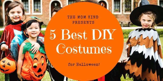 Looking for the perfect costume for Halloween? Check out these 5 Spooktacular DIY Costumes for Kids that are perfect for the creative family!