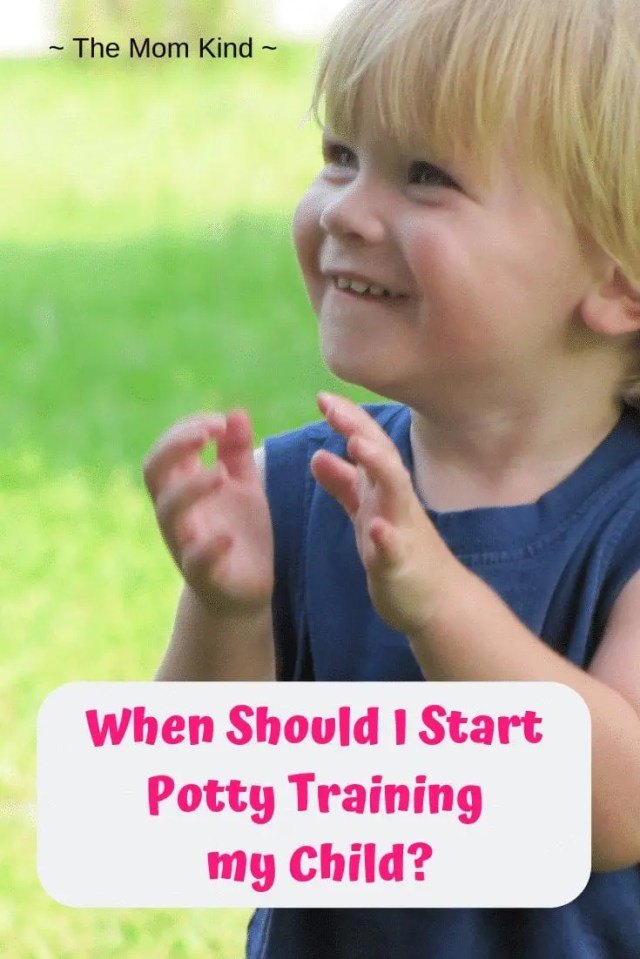 When Should Start Toilet Training My Child? Check out these top potty training tips to find out if your child is ready for potty training