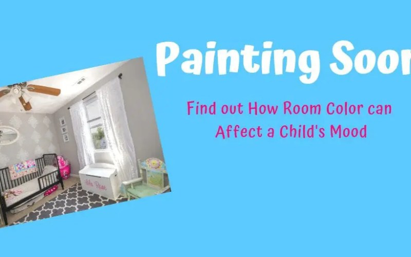 Colors in a Child's Room – How Color Can Affect Their Mood