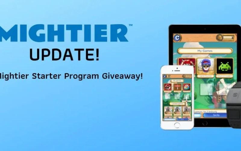 Mightier Update and Mightier Starter Program Giveaway!