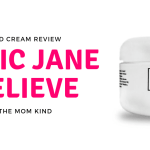 CBD Cream Review on Basic Jane Relieve #cbd #productreview #painrelief #fibromyalgia