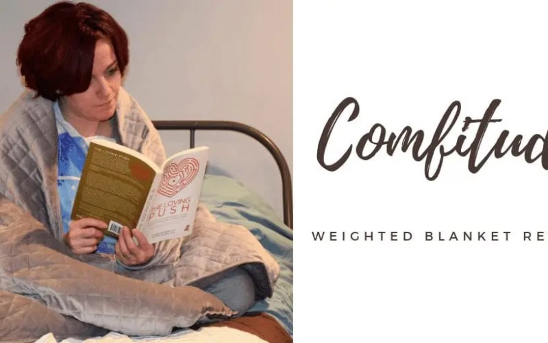 Comfitude Velvet Weighted Blanket Review