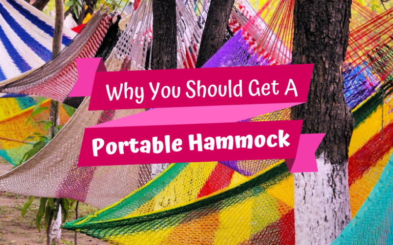 4 Reasons to Invest in a Portable Hammock