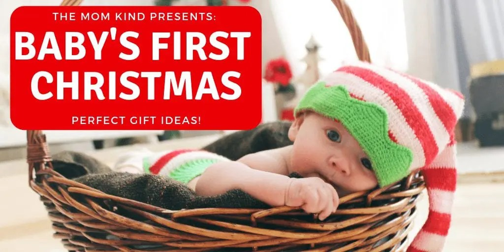 baby first christmas gift