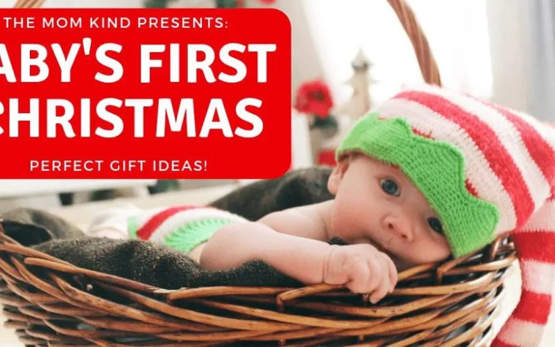 Baby First Christmas: Gift Ideas