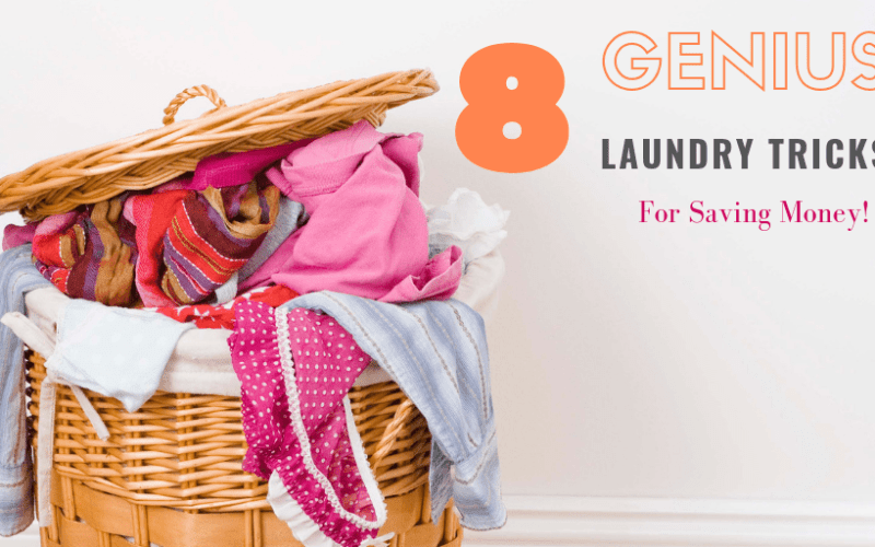 Do loads of laundry without spending loads of cash