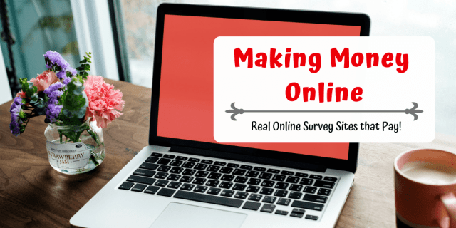 What are some survey sites that actually pay? Making money online is possible!  Check out this great list of Legitimate Online Survey Sites to Make Money Online from Home.  Key words: online surveys that pay cash, free paid surveys, legitimate paid online surveys, highest paying online surveys, swagbucks surveys