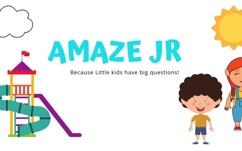 Amaze Jr- Sex Education for Children Ages 4-9