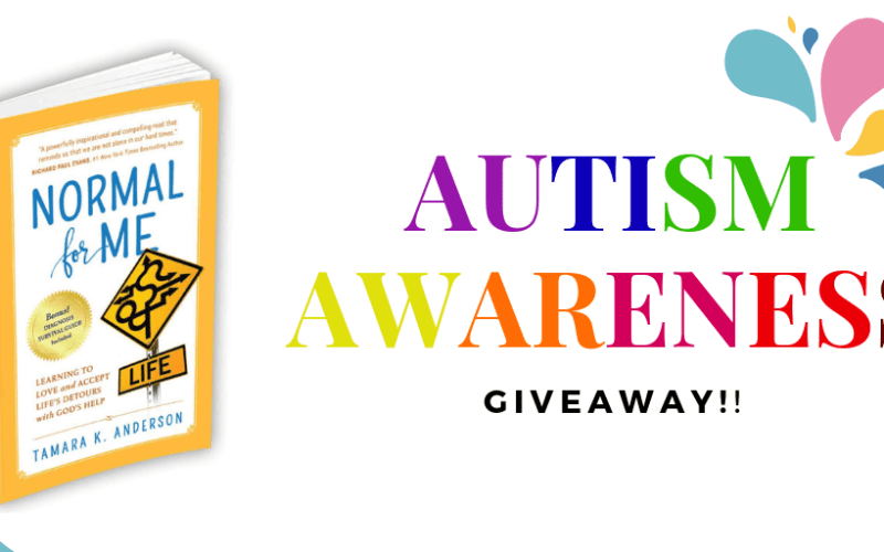 "Autism Awareness Giveaway: ""Normal for Me"" Book"
