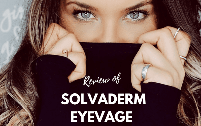 My Journey with Solvaderm's Eyevage and Why Is It Worth Giving a Shot