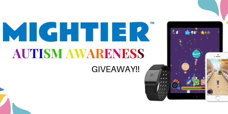 Mightier Giveaway for Autism Awareness Month