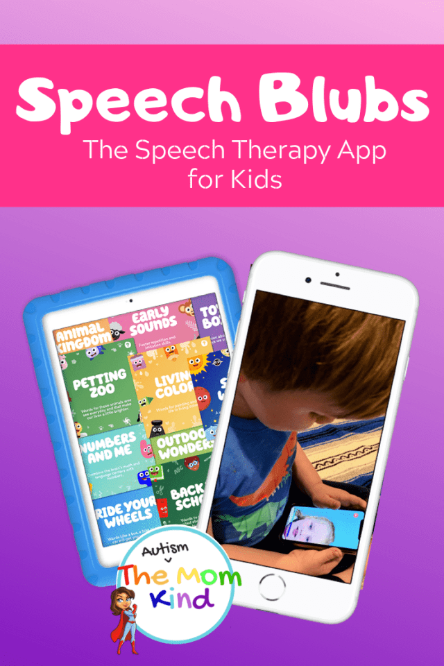 Speech therapy is one of the very first in early intervention but wait lists are long & therapy expensive. Speech Blubs solves both of these!