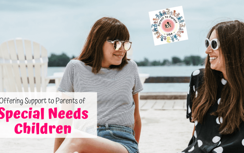 Parent To Parent Offers Support For Families With Special Needs Kids