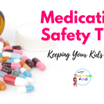 Keeping your kids safe with medications in the home is a most! Check out these great tips and how the NoSho Hidden Lockbox can help!