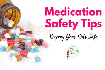Keeping Medications out of reach! Child Safety Tips!