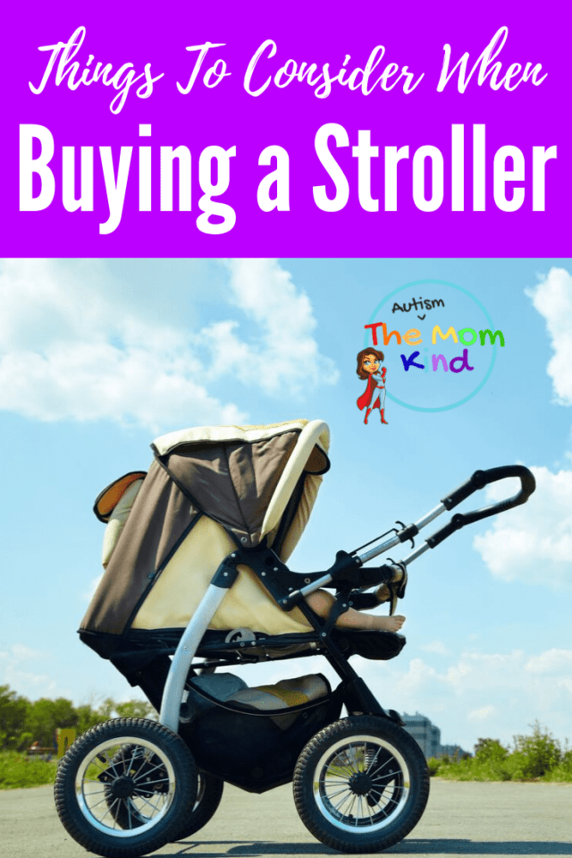 And so many questions arise when trying to pick a pram. Read on to find out what you need to consider when buying a stroller.  #parenting #baby #strollers #shoppingguides