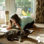 For those with autism, a bond with animals can be life changing (even cats). Mutual Rescue Presents Jade & Trubs