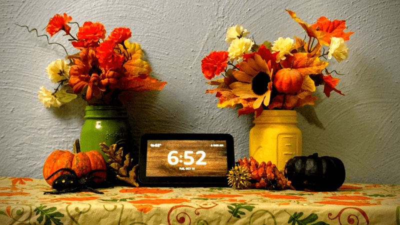 """#ad Halloween is our favorite holiday by far! Besides the fun of dressing up, candy, and decorating, we love hosting Halloween parties! Hosting parties does take a ton of planning, decorating, and baking. While preparing for Halloween, I love using the @AmazonAlexa. All I have to say is, """"Alexa, let's get scary"""" to get us all in the party mood. That fact that it is hands-free makes it so easy to interact with Halloween games, music, sound effects, and more. One thing I know for sure is we will be using Alexa Skills to play on Halloween night as we pass out candy to the trick or treaters. I know they will love the spooky effects that Alexa Halloween skills create! @Amazon https://www.amazon.com/b/ref=cg_HW6EN_1a1_w?node=17860185011&refHalloweenSkillInfluencer"""