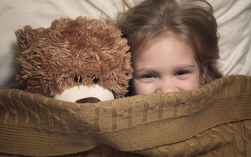 How to Help Your Children Sleep Better this Winter