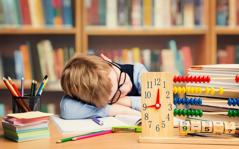 5 Signs Your Child May Have a Sleep Disorder