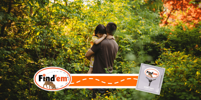 The Find'em Scent Safe provides a way to collect and store uncontaminated scent samples for use by law enforcement #autismparenting #specialneedsparenting #findemscentsafe