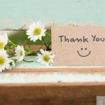 We text instead of call and email instead of write. But, the power of a handwritten thank you note goes on unmatched.