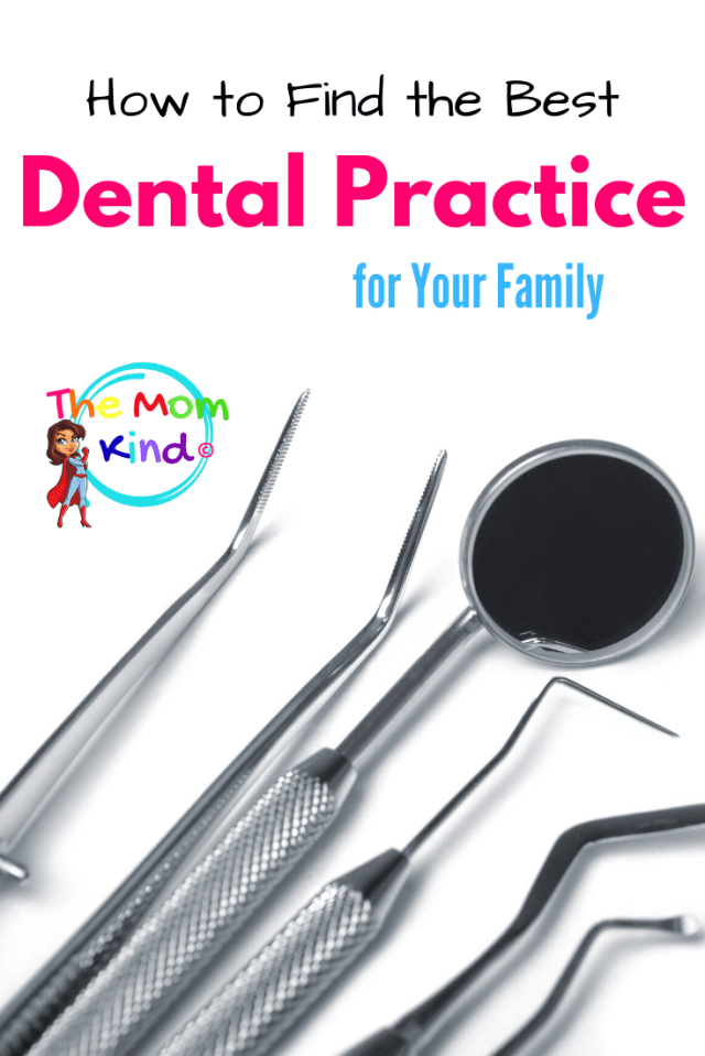 Professional Family Dentist:  What Makes a Dental Practice Best For Your Family? These 5 tips will help you make the best dental decisions. #dentalcare #dentist #oralhygiene #parentingtips