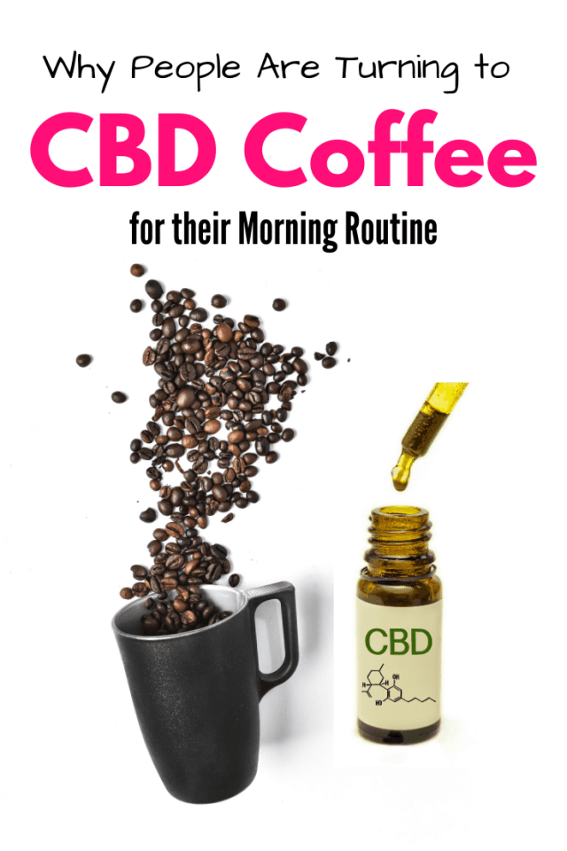 Why People Are Turning to CBD Coffee in their Morning Routine?  Check out the possible benefits of this new phase! #cbd #cbdcoffee #anxiety #sleepaid