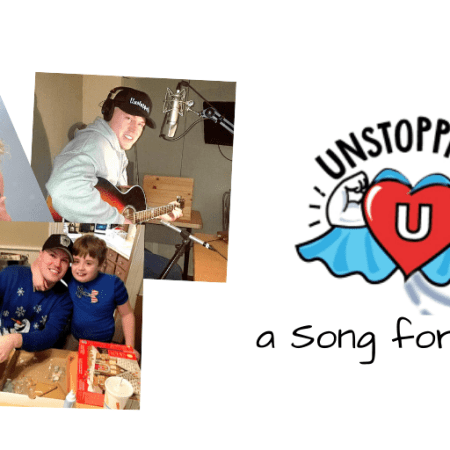 Have you heard that viral song about Autism, Unstoppable: A Song for Autism, yet?! Let's talk to its creator, Tommy Bryne to learn about Unstoppable's misison for #autismacceptance