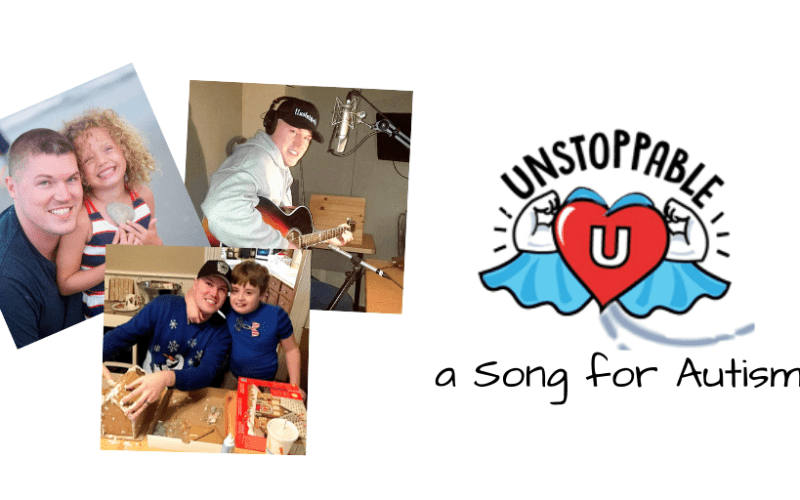 Unstoppable, a Song for Autism | The Viral Song for #autismacceptance