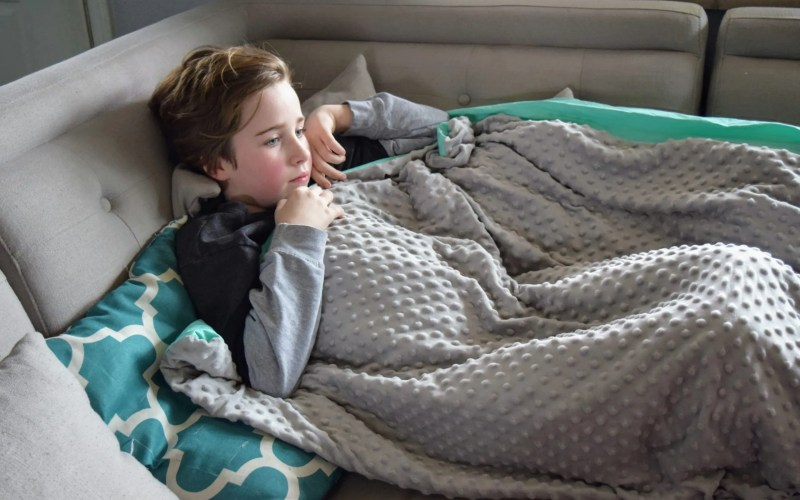 Weighted Blanket for Autism: What you need to know